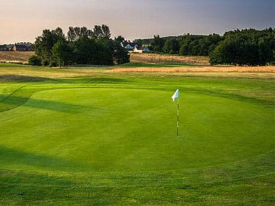 Photo of a green at Ramsdale Park Golf Centre